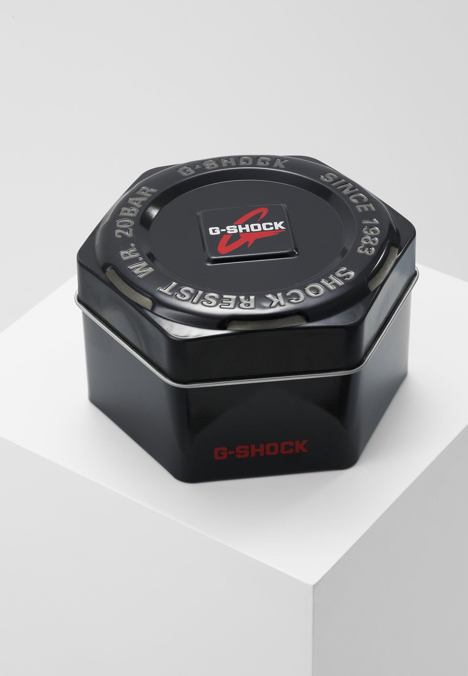 G-SHOCK DW-5600 SKELETON - Montre à affichage digital - blue