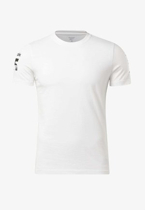 MYT GRAPHIC T-SHIRT - T-shirt con stampa - white
