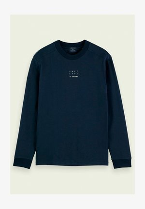 LONG SLEEVE - Long sleeved top - midnight