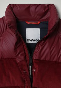 Napapijri - A-KAMPPI - Winter jacket - vint amarant - 2