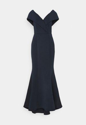 MALIA - Společenské šaty - navy