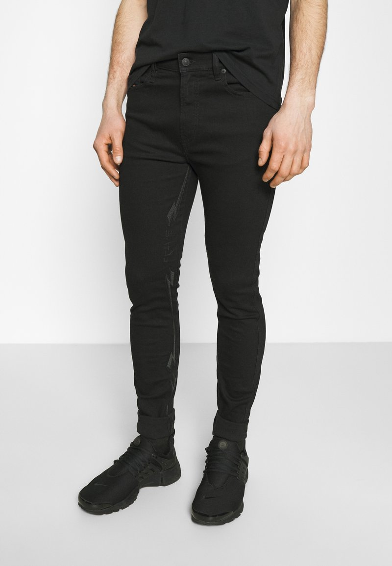 Diesel - D-ISTORT-X-SP2 - Slim fit jeans - 069ti