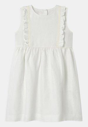 PEONIA - Košilové šaty - white
