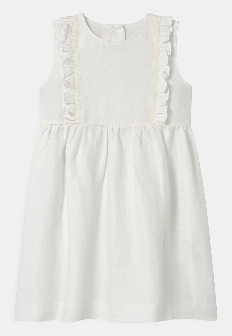 Twin & Chic - PEONIA - Shirt dress - white