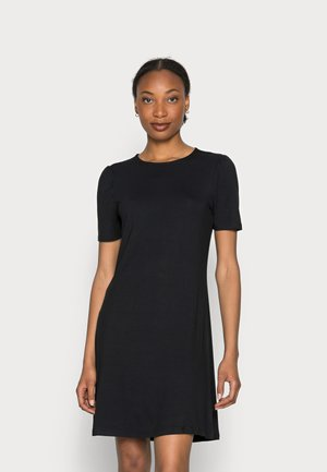 PUFF SWING - Vestido ligero - black