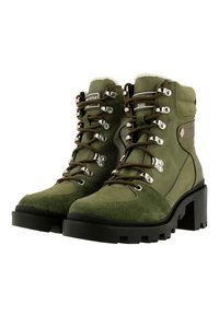 KENDALL + KYLIE - RODNEY - Veterboots - olive - 2