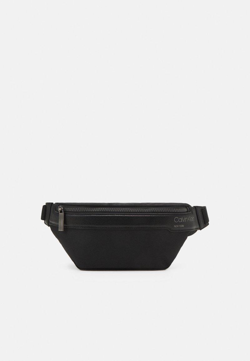 Calvin Klein - WAISTBAG UNISEX - Bum bag - black