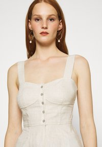 Who What Wear - BUSTIER - Top - natural - 3