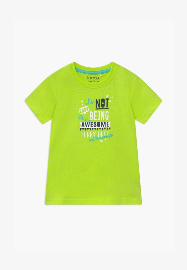 SMALL BOYS  - T-shirt con stampa - grün