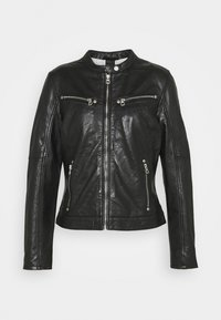 Gipsy - CHARLEE LAORV - Leather jacket - black - 4
