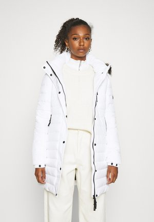 SUPER FUJI JACKET - Winter coat - white