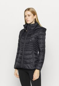 DKNY - ZIP SHORT - Training jacket - black - 0