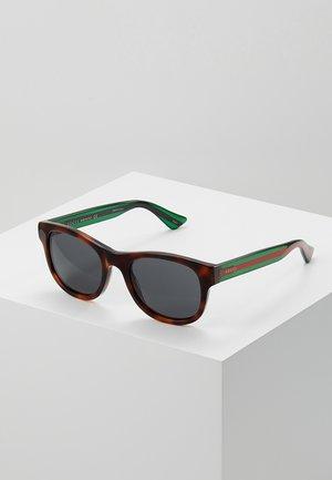 Solbriller - havana/green/grey