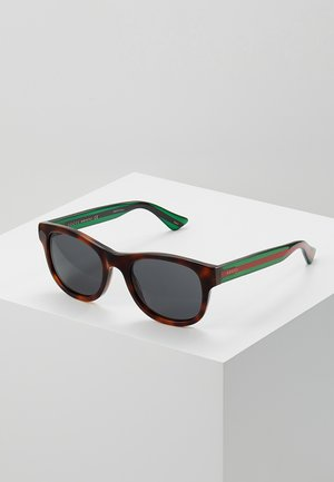 Aurinkolasit - havana/green/grey