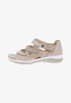 Walking sandals - taupe
