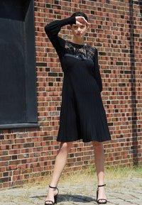 Alberta Ferretti - UNITARD - Cocktail dress / Party dress - black - 3