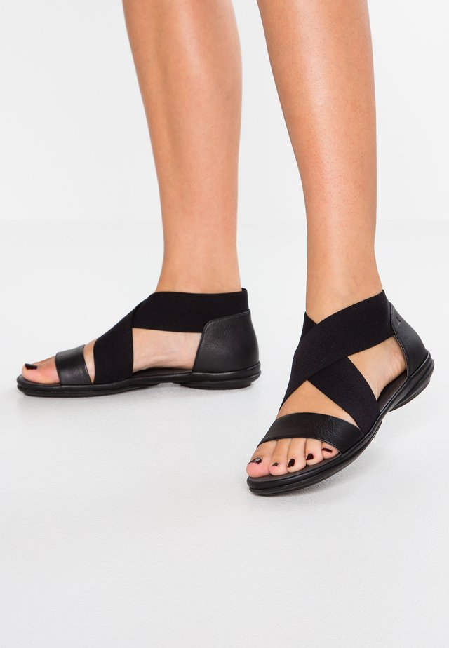 RIGHT NINA - Sandalen - black