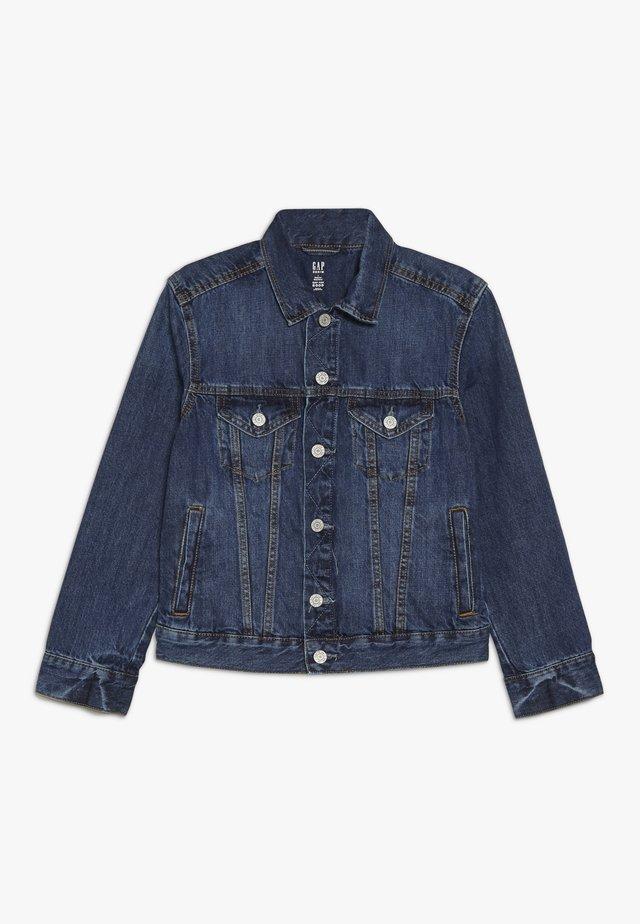 BOY  - Giacca di jeans - medium wash