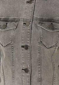 ONLY Tall - ONLTIA JACKET - Denim jacket - grey denim - 2
