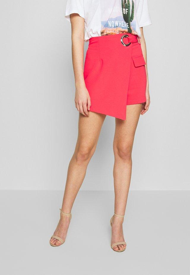 ASTRID SKIRT - A-line skirt - pink