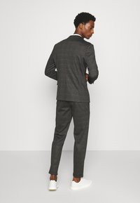 Lindbergh - CHECKED SUIT - Suit - grey - 2