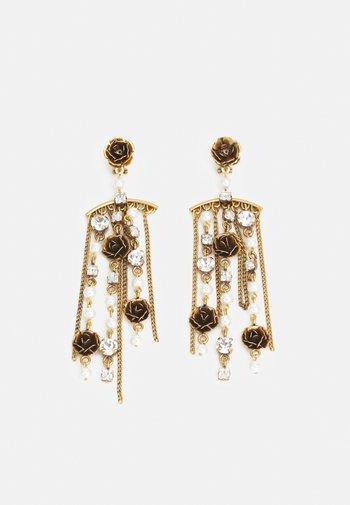 CAMELIA BIJOUX - Earrings - invecchiato ramato