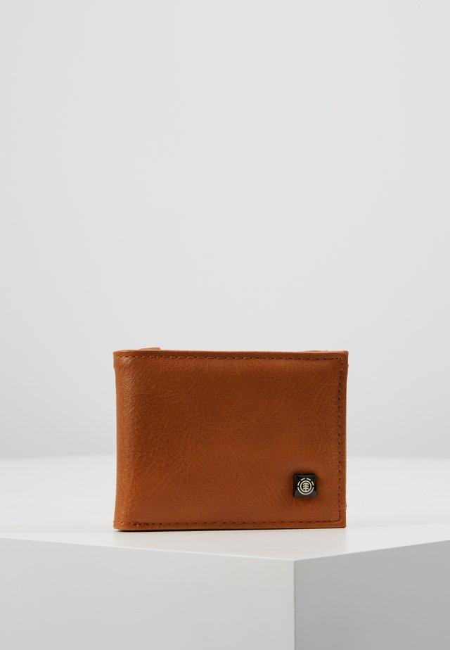 SEGUR WALLET - Portemonnee - rust brown