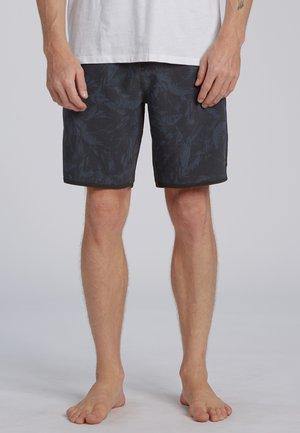 Swimming shorts - black grey