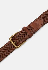 Polo Ralph Lauren - Belt - dark brown - 3