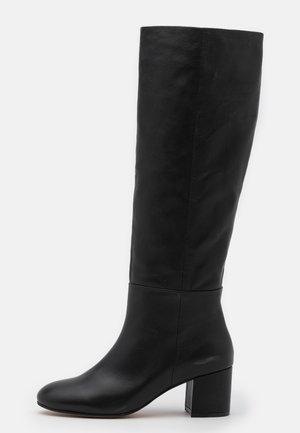 BESS PULL ON  - Vysoká obuv - black