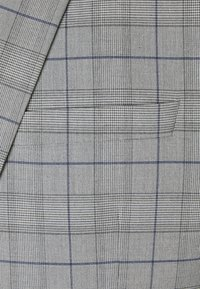 Isaac Dewhirst - THE FASHION SUIT PIECE CHECK - Completo - grey - 13