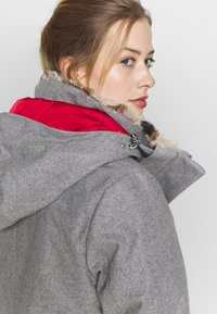 Luhta - ISOKURIKKA  - Winter coat - light grey - 4