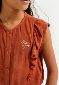 WE Fashion - Tuta jumpsuit - cinnamon brown - 1