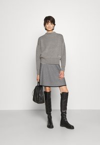 HUGO - SAMALY - A-line skirt - multi-coloured - 1
