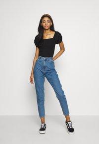 Dr.Denim - NORA - Jeans straight leg - retro sky blue - 1