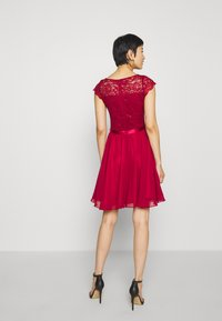 Swing - Cocktail dress / Party dress - rio rot - 2