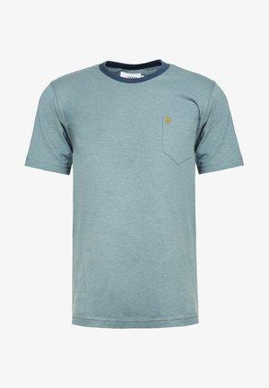 GROOVE TEE - Basic T-shirt - clay