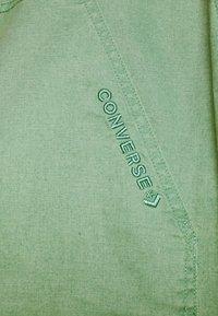Converse - DOUBLE POCKET COATED JACKET - Summer jacket - ocean stone - 5