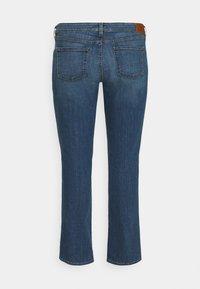 Lauren Ralph Lauren Woman - MIDRISE - Jeans Skinny Fit - ocean blue wash denim - 1