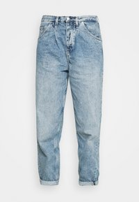Calvin Klein Jeans - BAGGY - Relaxed fit jeans - denim light - 3