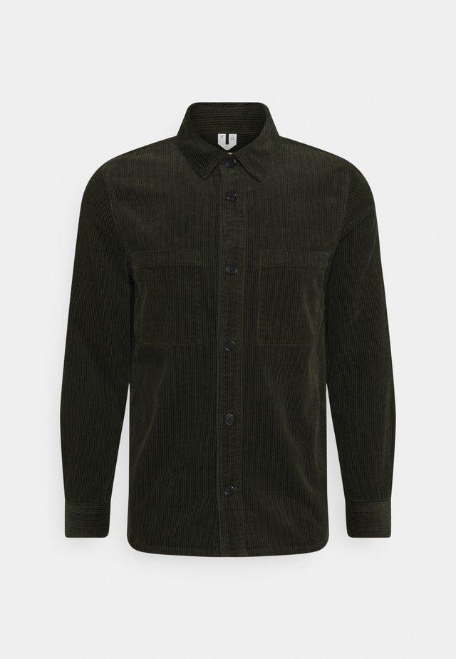 Košile - green dark