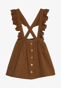 Soft Gallery - DIXIE SKIRT BRACES - A-line skirt - bone brown - 3