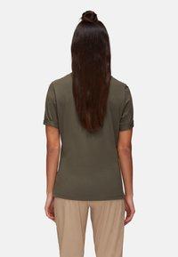 Mammut - T-shirt basic - iguana - 1