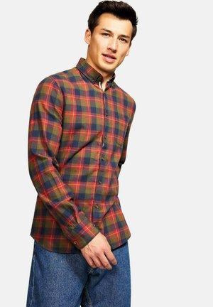 LANGARM - Shirt - bunt