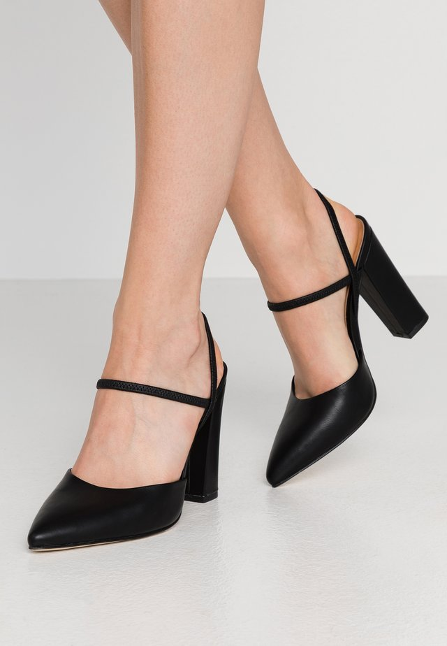 GLALLA - Zapatos altos - black