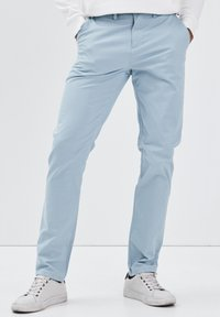 BONOBO Jeans - INSTINCT - Chino - bleu ciel - 3