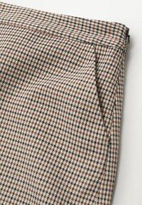 Mango - A-line skirt - marron - 5