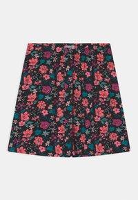 Lemon Beret - TEEN GIRLS - Mini skirt - neon coral - 0