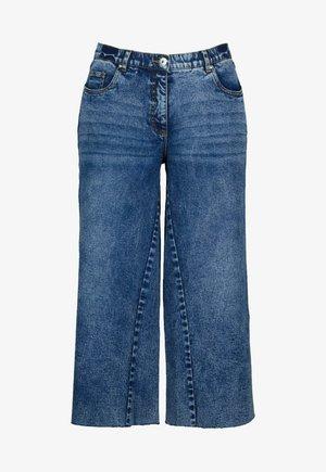 Flared Jeans - bleu jean