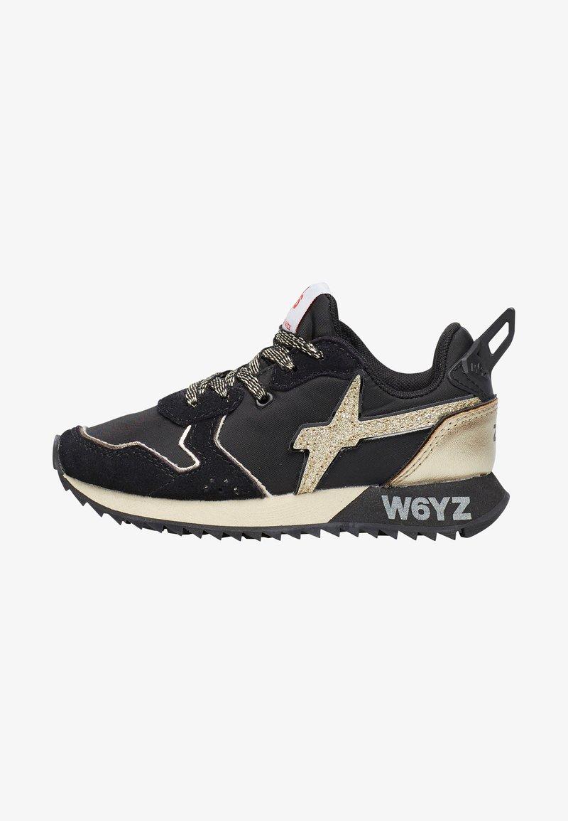W6YZ - Trainers - schwarz